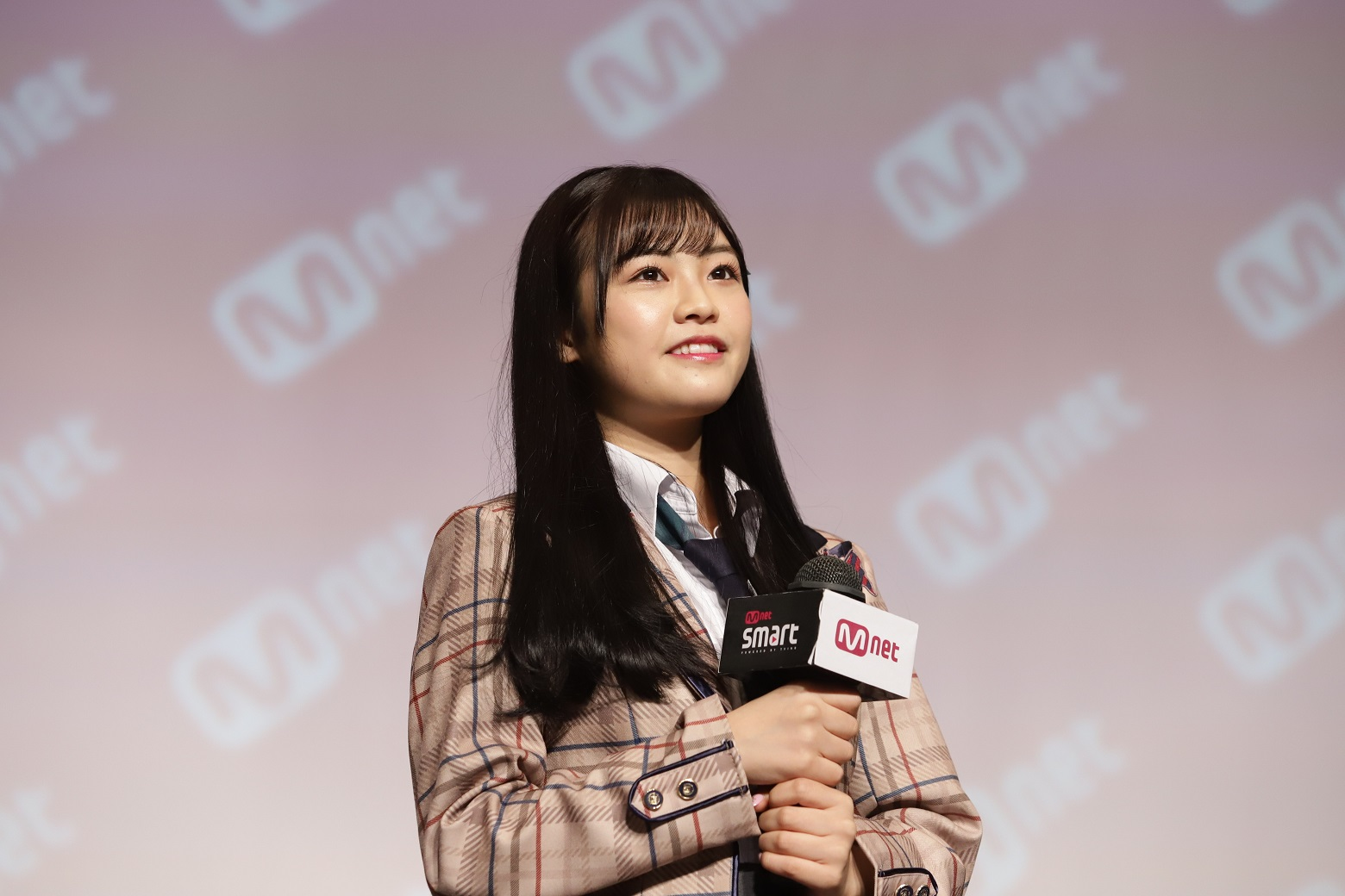 宮脇咲良 ©Mnet Japan