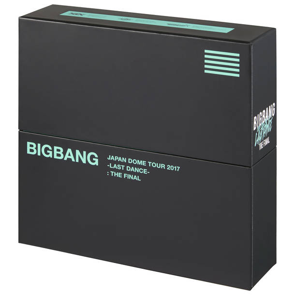 DVD&Blu-ray『BIGBANG JAPAN DOME TOUR 2017 -LAST DANCE- : THE FINAL』<表>