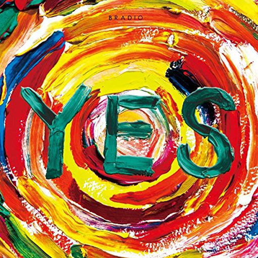 「Boom!Boom!ヘブン」収録アルバム『YES』/BRADIO