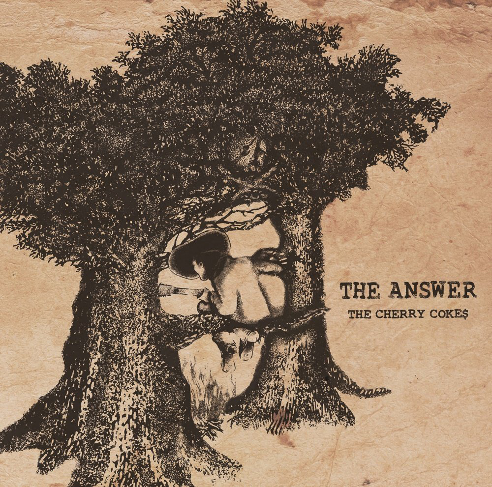 「Dong Chang Swag」収録アルバム『THE ANSWER』/THE CHERRY COKE$