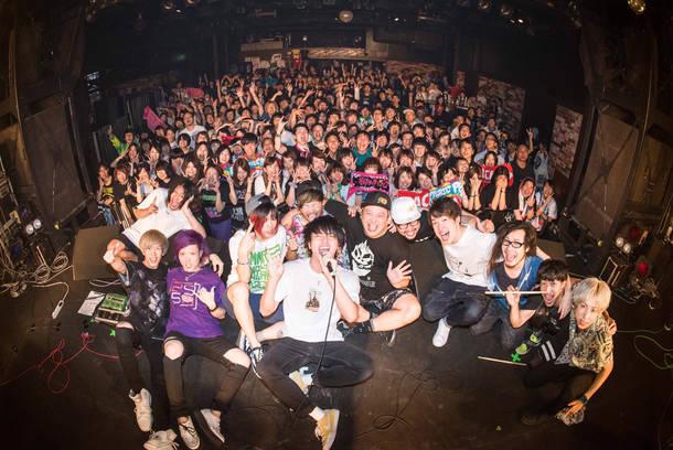 6月29日@名古屋 CLUB QUATTRO