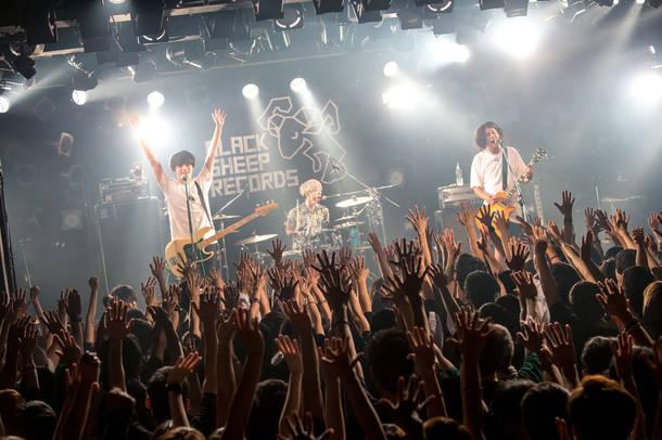 6月29日@名古屋 CLUB QUATTRO(BACK LIFT )