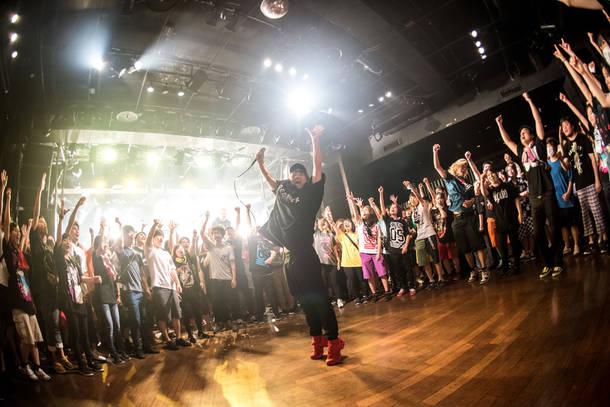 6月29日@名古屋 CLUB QUATTRO(Rhythmic Toy World)