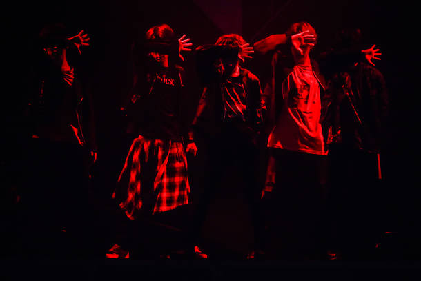 【BLACK M!LK】2018年6月30日 at Zepp DiverCity Tokyo