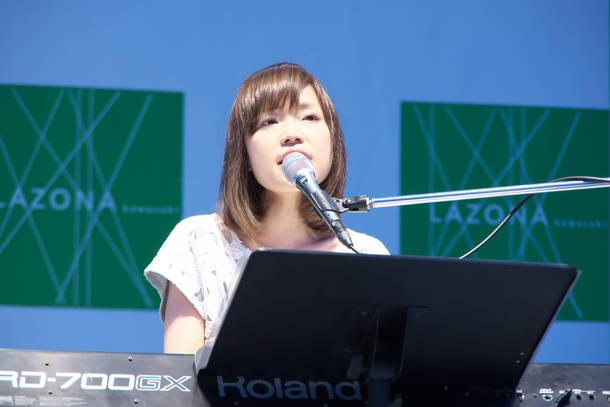 6月29日(金)@神奈川・ラゾーナ川崎プラザ ルーファ広場