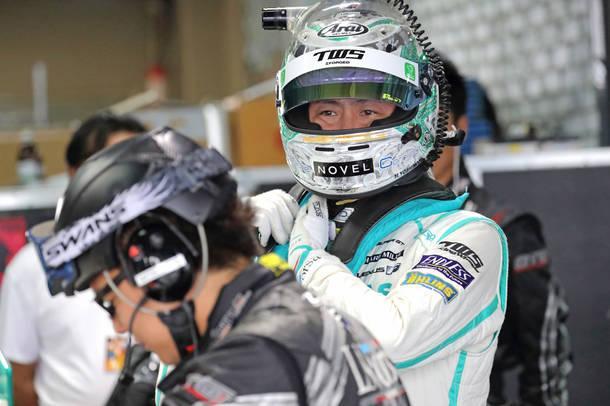 7月1日、タイ・ブリーラムのチャン・インターナショナル・サーキットでのSUPER GT海外ラウンド第4戦決勝レース