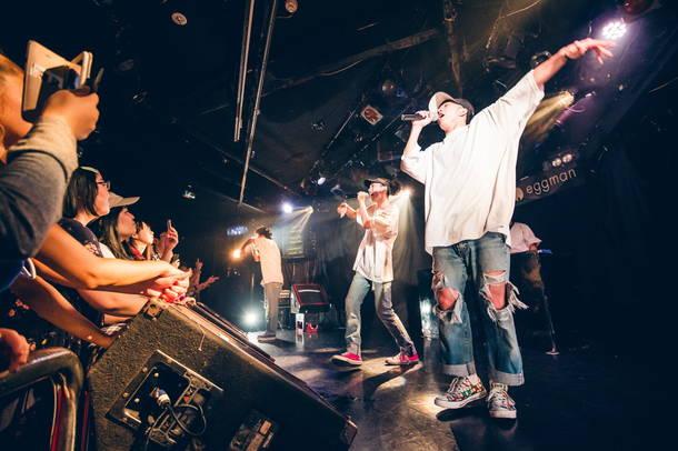 SUSHIBOYS/6月30日(土)@渋谷eggman