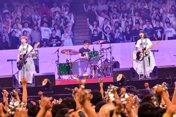 2018年7月4日 at 日本武道館 photo by 古溪一道