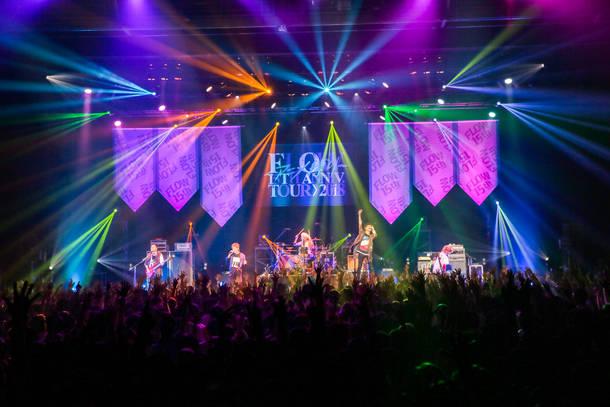 【FLOW ライヴレポート】 『FLOW 15th Anniversary TOUR 2018「アニメ縛り」』 2018年7月1日 at 豊洲PIT