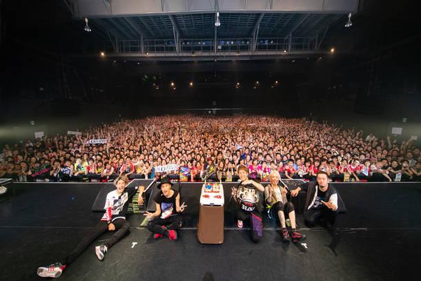 2018年7月1日 at 豊洲PIT