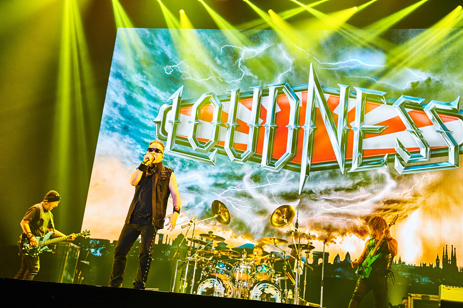 2018年6月24日 at 『LUNATIC FEST. 2018』(LOUDNESS)