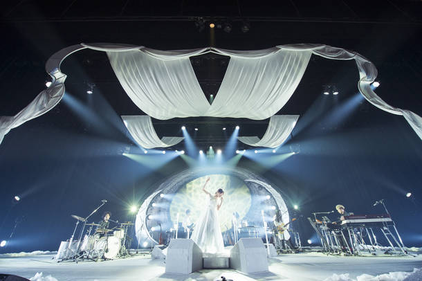 "【sumika ライヴレポート】 『sumika Live Tour 2018  ""Starting Caravan""』 2018年6月30日 at 日本武道館"