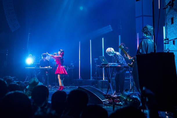 【fhána ライヴレポート】 『fhána World Atlas Tour 2018』 2018年6月24日  at Zepp DiverCity Tokyo