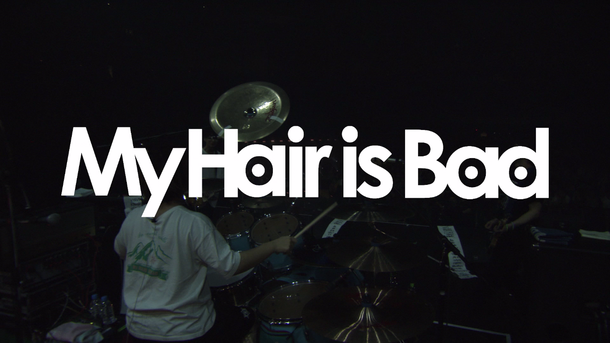 Blu-ray & DVD『My Hair is Bad ギャラクシーホームランツアー 2018.3.30,31』ティザー映像