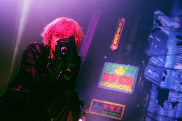 【HYDE ライヴレポート】 『HYDE LIVE 2018』 2018年7月2日 at Zepp Tokyo