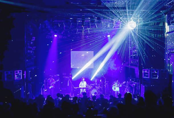 【JYOCHO ライヴレポート】 『JYOCHO tour 2018「互いの定義」』2018年7月7日 at Shibuya WWW