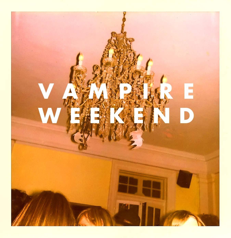 「Walcott」収録アルバム 『VAMPIRE WEEKEND』/VAMPIRE WEEKEND