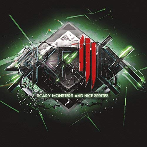 「Rock N' Roll (Will Take You To  The Mountain)」収録アルバム『Scary Monsters & Nice Sprites』/SKRILLEX
