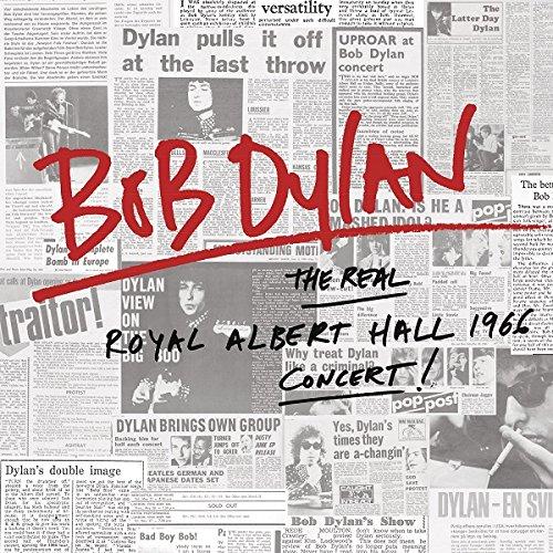 「Like a Rolling Stone」収録アルバム『Bob Dylan The Real Royal Albert Hall 1966 Concert』/Bob Dylan