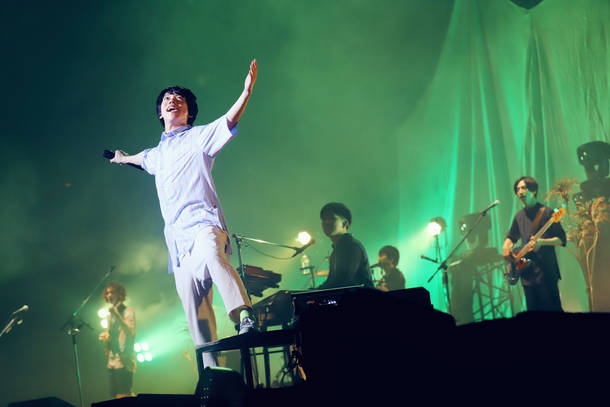 【NakamuraEmi ライヴレポート】 『NIPPONNO ONNAWO UTAU Vol.5  ~Release Tour 2018~』 2018年6月27日  at EX THEATER ROPPONGI