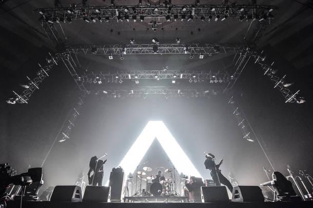 2018年7月13日 at 日本武道館 photo by AZUSA TAKADA