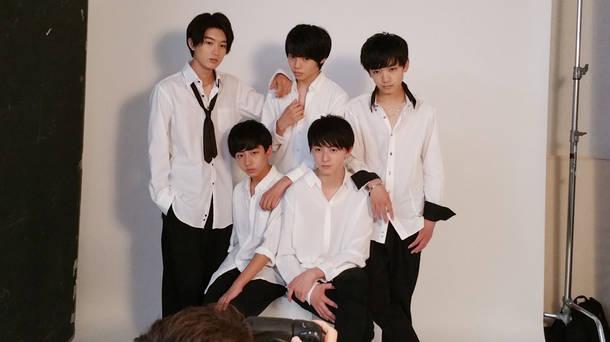 BATTLE BOYS(小泉光咲・長野凌大・山中柔太朗・弓木大和・琉弥)