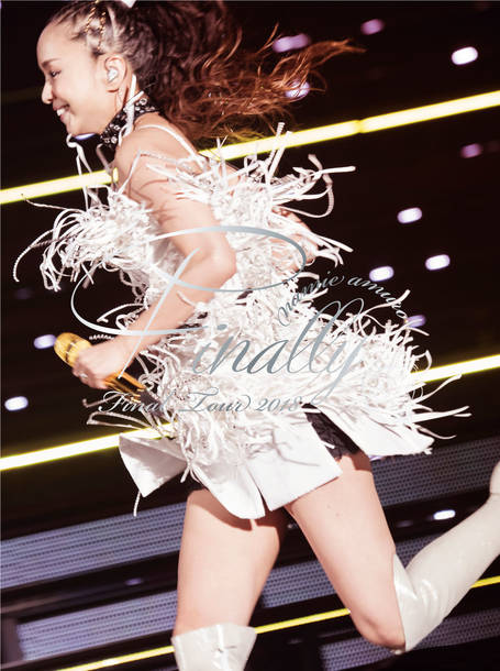 DVD&Blu-ray『namie amuro Final Tour 2018 ~Finally~』京セラドーム大阪公演収録