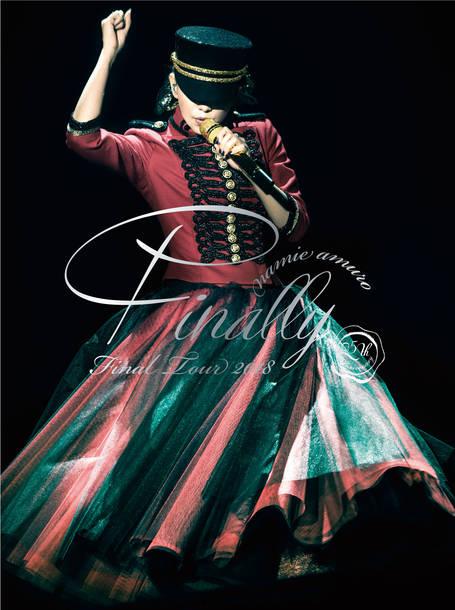 DVD&Blu-ray『namie amuro Final Tour 2018 ~Finally~』ナゴヤドーム公演収録