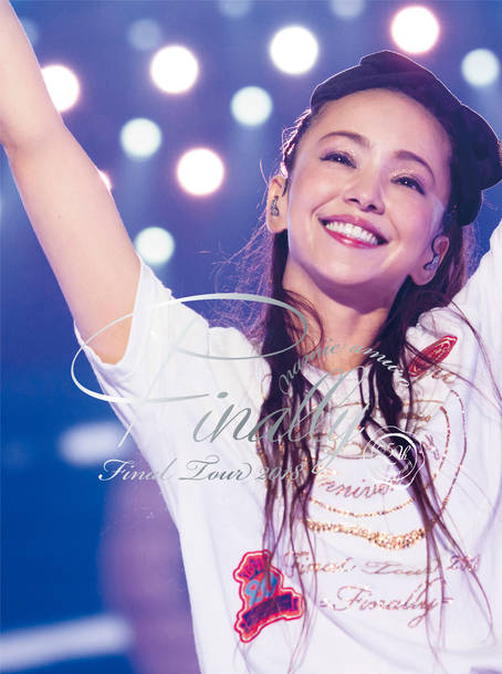 DVD&Blu-ray『namie amuro Final Tour 2018 ~Finally~』5月東京ドーム公演収録