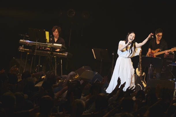 2018年7月8日 at 恵比寿ザ・ガーデンホール