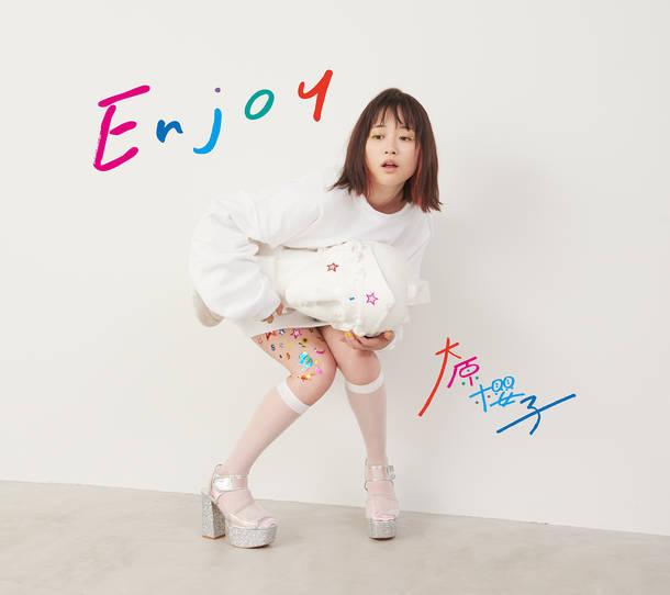 アルバム『Enjoy』【初回限定盤A】(CD+DVD)