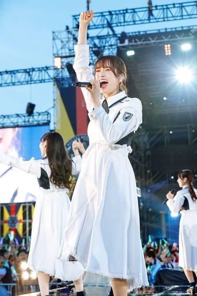 7月20日(金)&22日(日)@『欅共和国 2018』 photo by 上山陽介
