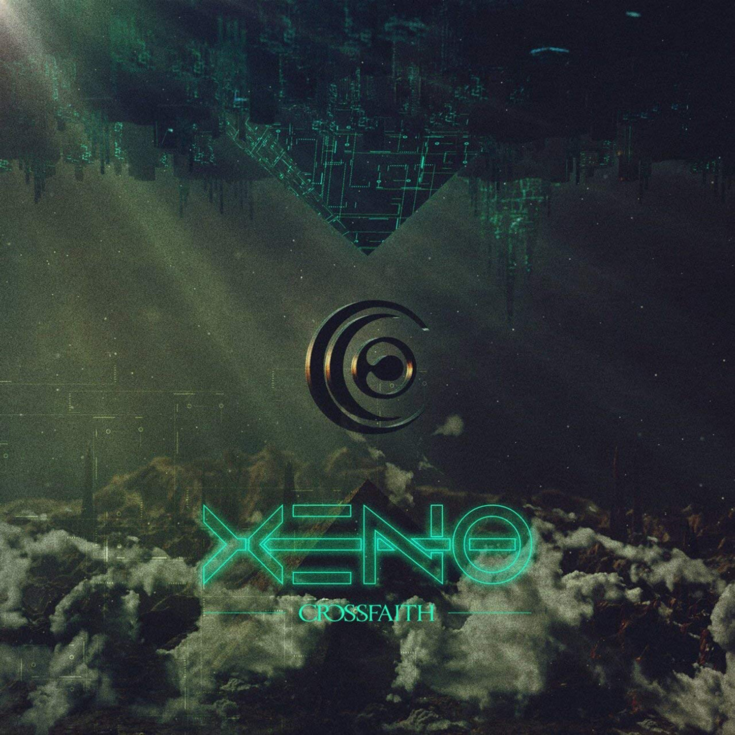 「Wildfire feat.Benji Webbe from SKINDRED」収録アルバム『XENO』/CROSSFAITH