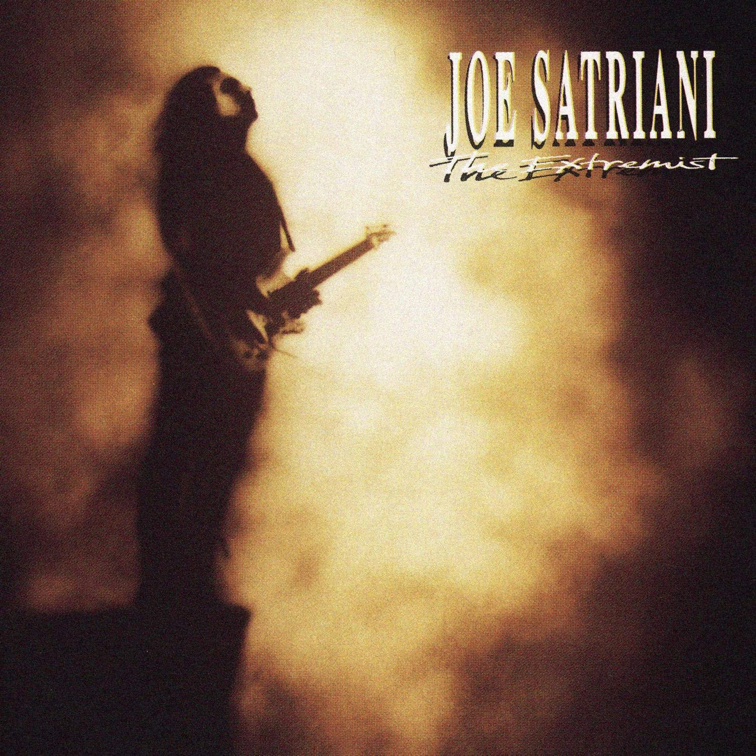 「Summer Song」収録アルバム『The Extremist』/Joe Satriani