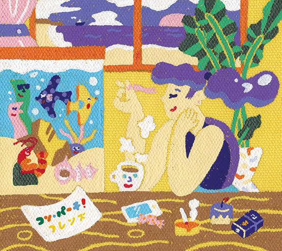 アルバム『コン・パーチ!』【通常盤】(CDのみ)