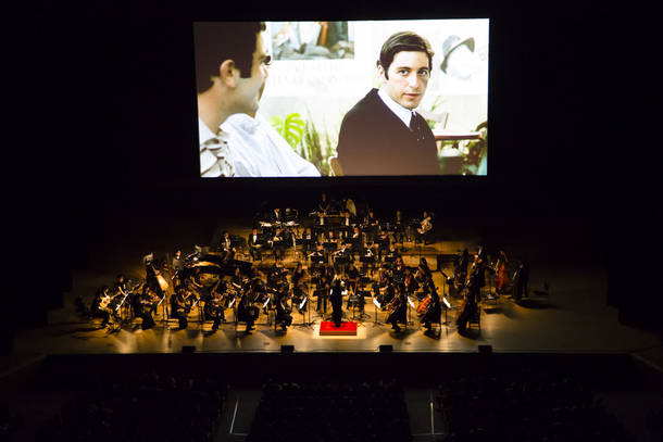 『The Godfather Live』2015年10月3日 東京国際フォーラム ホールA
