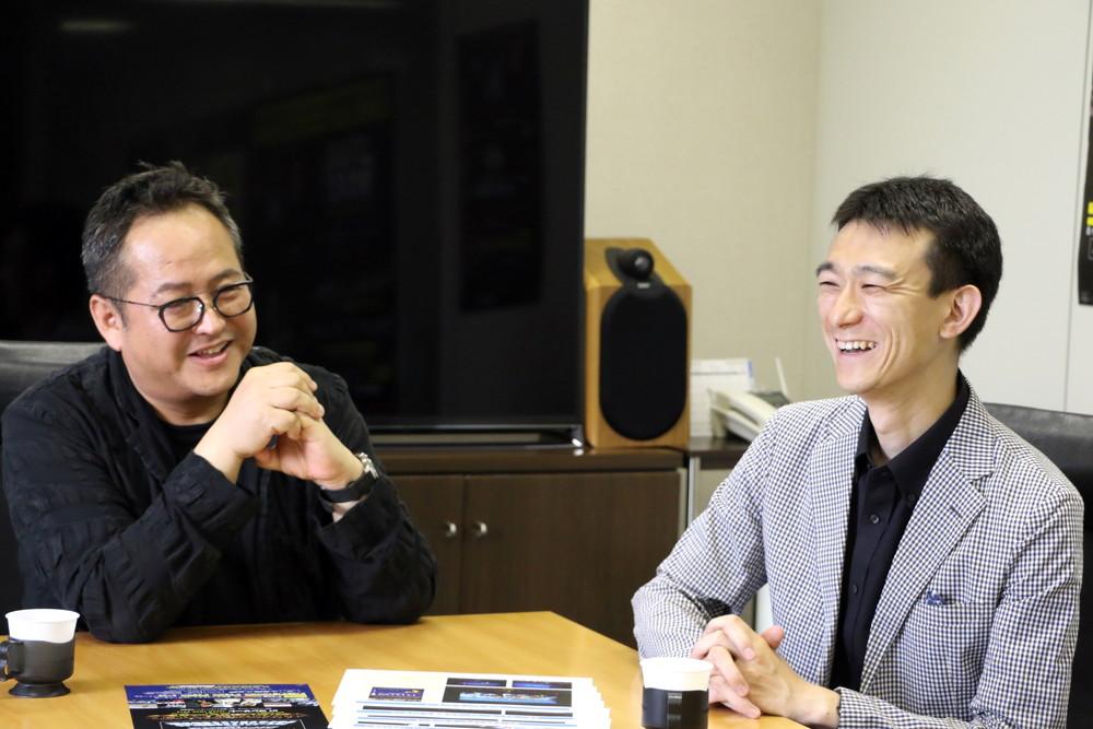 飯島則充プロデューサー、岩崎井織氏