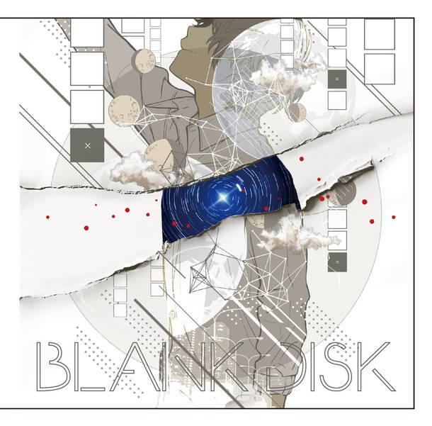 新作CD『BLANK DISK』