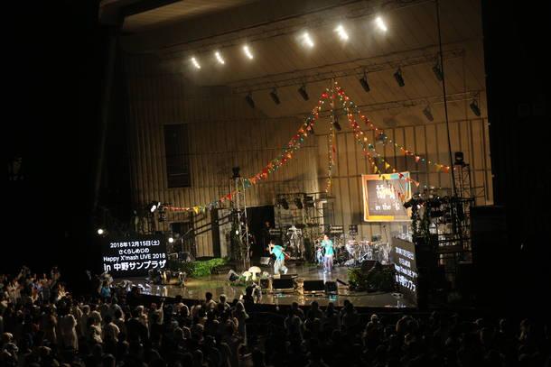 7月28日@東京・日比谷野外大音楽堂 Photo by 埼玉 泰史 / 大庭 元