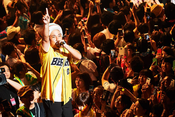 7月22日(日)@東京・Zepp DiverCity Tokyo