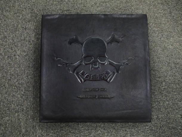 BOX『COMPLETE BOX - GOLD DISC Edition -』パッケージ画像