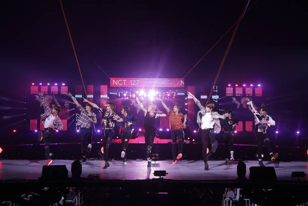 『SMTOWN LIVE』(NCT127)