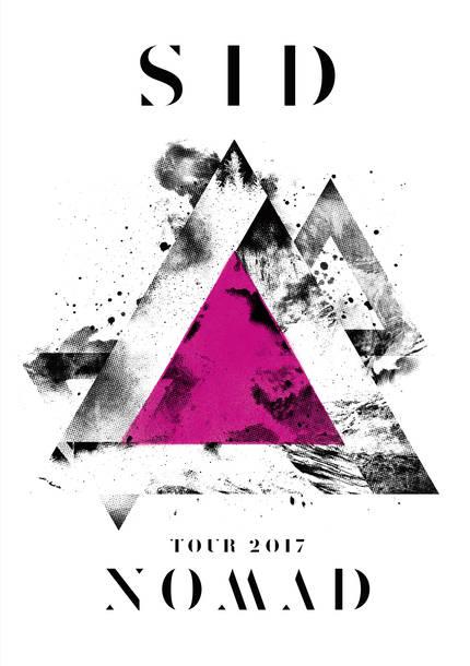 LIVE DVD&Blu-ray『SID TOUR 2017 「NOMAD」』【通常盤DVD】