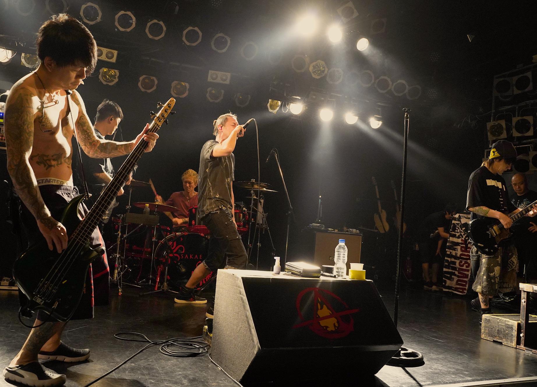 7月29日@福岡・DRUM Be-1(リハ)