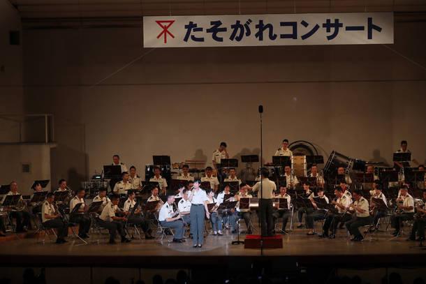 8月3日@大阪市立大阪城音楽堂