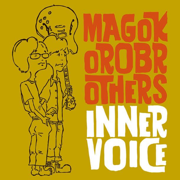 アルバム『INNER VOICE』【通常盤】(CD)