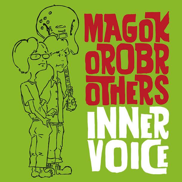 アルバム『INNER VOICE』【アナログ盤】(LP)