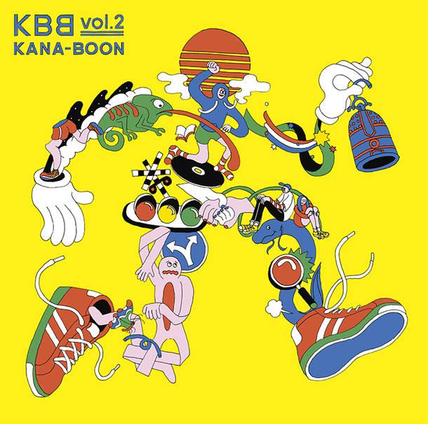 アルバム『KBB vol.2』