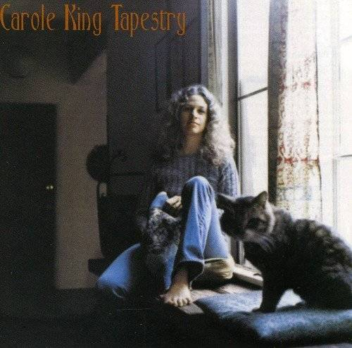 『Tapestry』('71)/Carole King