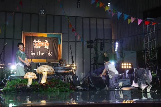 2018年7月28日 at 日比谷野外大音楽堂